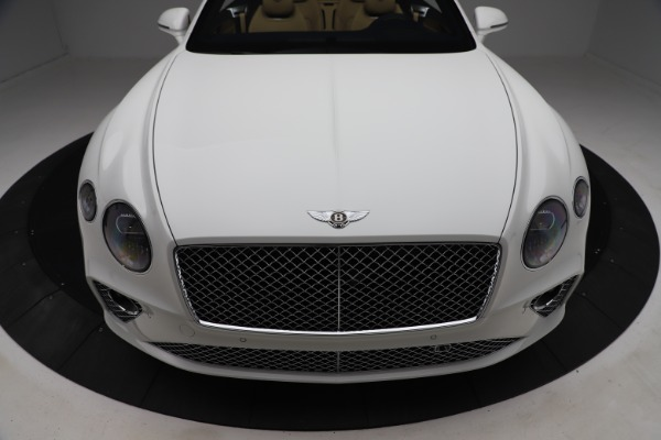 New 2020 Bentley Continental GTC V8 for sale $262,475 at Rolls-Royce Motor Cars Greenwich in Greenwich CT 06830 19