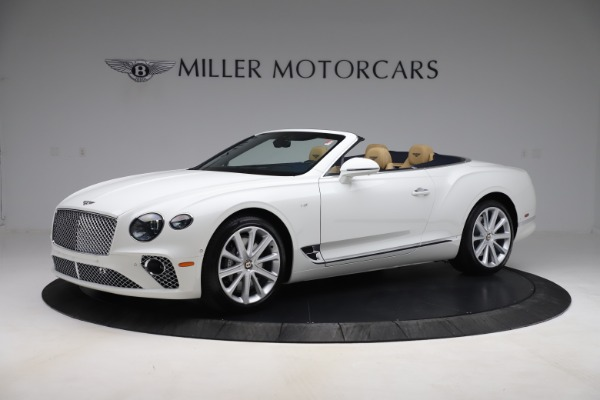 New 2020 Bentley Continental GTC V8 for sale $262,475 at Rolls-Royce Motor Cars Greenwich in Greenwich CT 06830 2