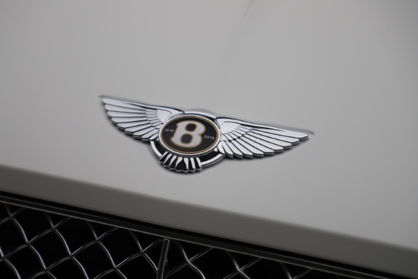 New 2020 Bentley Continental GTC V8 for sale $262,475 at Rolls-Royce Motor Cars Greenwich in Greenwich CT 06830 20