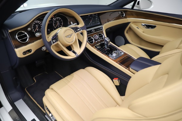 New 2020 Bentley Continental GTC V8 for sale $262,475 at Rolls-Royce Motor Cars Greenwich in Greenwich CT 06830 24