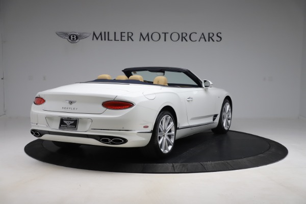 New 2020 Bentley Continental GTC V8 for sale $262,475 at Rolls-Royce Motor Cars Greenwich in Greenwich CT 06830 7
