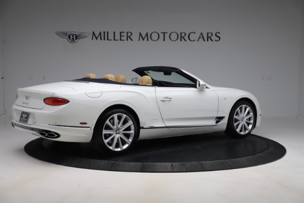 New 2020 Bentley Continental GTC V8 for sale $262,475 at Rolls-Royce Motor Cars Greenwich in Greenwich CT 06830 8