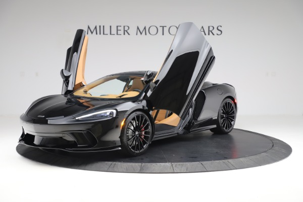 New 2020 McLaren GT Coupe for sale $245,975 at Rolls-Royce Motor Cars Greenwich in Greenwich CT 06830 10