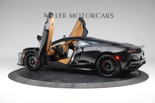 New 2020 McLaren GT Coupe for sale $245,975 at Rolls-Royce Motor Cars Greenwich in Greenwich CT 06830 11