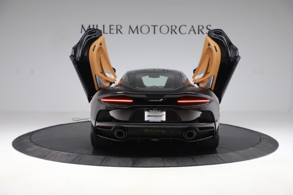 New 2020 McLaren GT Coupe for sale $245,975 at Rolls-Royce Motor Cars Greenwich in Greenwich CT 06830 12