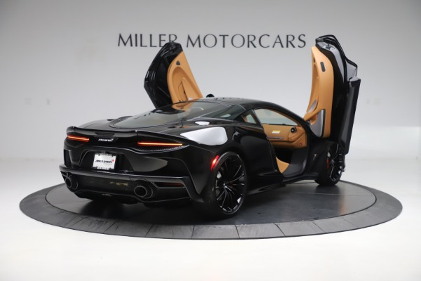 New 2020 McLaren GT Coupe for sale $245,975 at Rolls-Royce Motor Cars Greenwich in Greenwich CT 06830 13