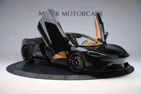 New 2020 McLaren GT Coupe for sale $245,975 at Rolls-Royce Motor Cars Greenwich in Greenwich CT 06830 14