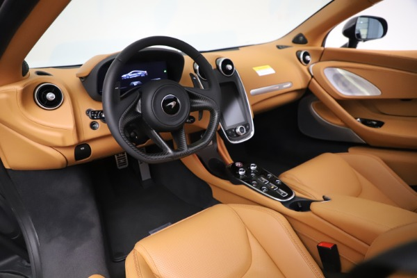 New 2020 McLaren GT Coupe for sale $245,975 at Rolls-Royce Motor Cars Greenwich in Greenwich CT 06830 19