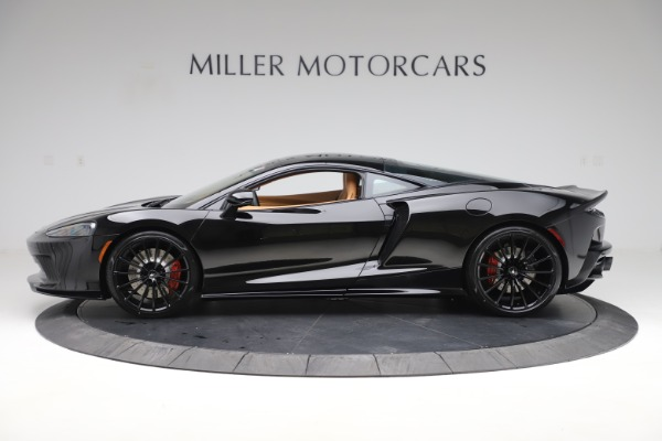 New 2020 McLaren GT Luxe for sale $245,975 at Rolls-Royce Motor Cars Greenwich in Greenwich CT 06830 2