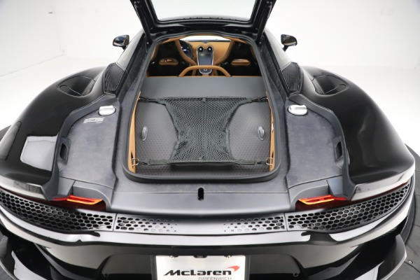 New 2020 McLaren GT Luxe for sale $245,975 at Rolls-Royce Motor Cars Greenwich in Greenwich CT 06830 21