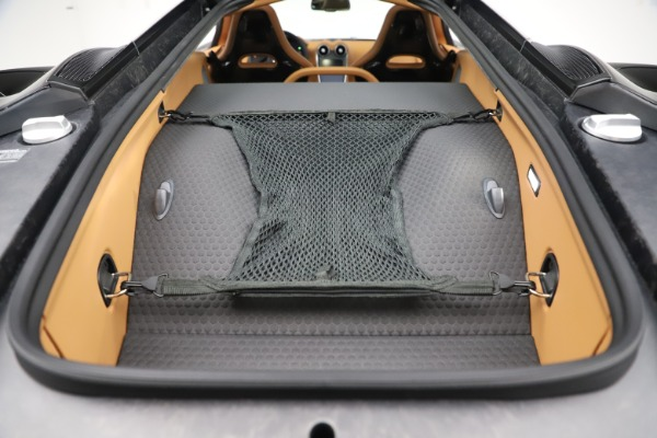 New 2020 McLaren GT Luxe for sale $245,975 at Rolls-Royce Motor Cars Greenwich in Greenwich CT 06830 22
