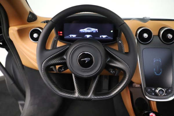 New 2020 McLaren GT Coupe for sale $245,975 at Rolls-Royce Motor Cars Greenwich in Greenwich CT 06830 23