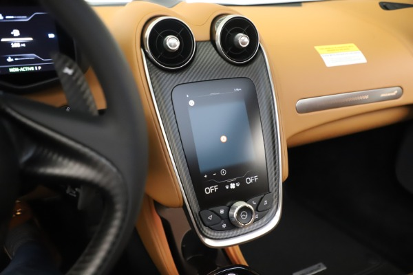 New 2020 McLaren GT Coupe for sale $245,975 at Rolls-Royce Motor Cars Greenwich in Greenwich CT 06830 25