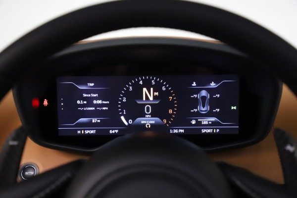 New 2020 McLaren GT Luxe for sale $245,975 at Rolls-Royce Motor Cars Greenwich in Greenwich CT 06830 26