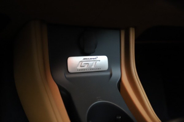 New 2020 McLaren GT Luxe for sale $245,975 at Rolls-Royce Motor Cars Greenwich in Greenwich CT 06830 28