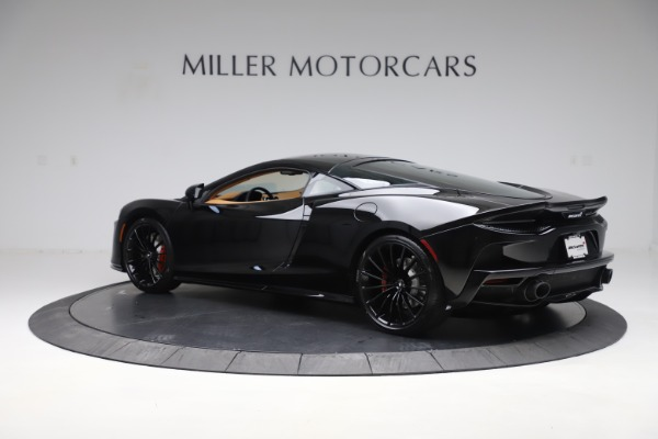 New 2020 McLaren GT Luxe for sale $245,975 at Rolls-Royce Motor Cars Greenwich in Greenwich CT 06830 3