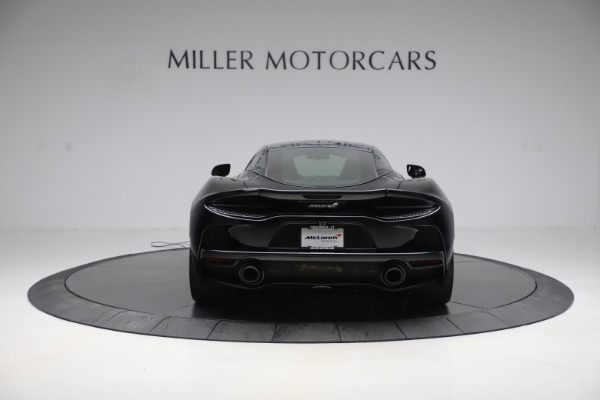 New 2020 McLaren GT Coupe for sale $245,975 at Rolls-Royce Motor Cars Greenwich in Greenwich CT 06830 4