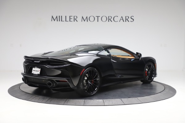 New 2020 McLaren GT Luxe for sale $245,975 at Rolls-Royce Motor Cars Greenwich in Greenwich CT 06830 5