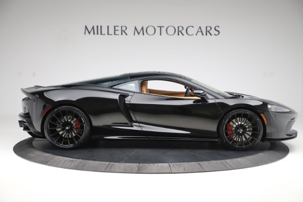 New 2020 McLaren GT Luxe for sale $245,975 at Rolls-Royce Motor Cars Greenwich in Greenwich CT 06830 6