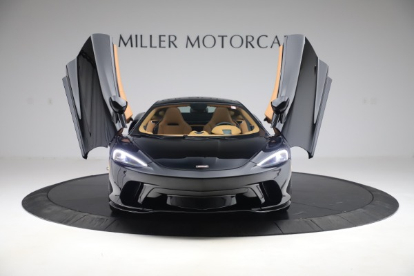 New 2020 McLaren GT Luxe for sale $245,975 at Rolls-Royce Motor Cars Greenwich in Greenwich CT 06830 9