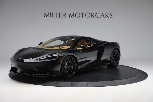 New 2020 McLaren GT Coupe for sale $245,975 at Rolls-Royce Motor Cars Greenwich in Greenwich CT 06830 1
