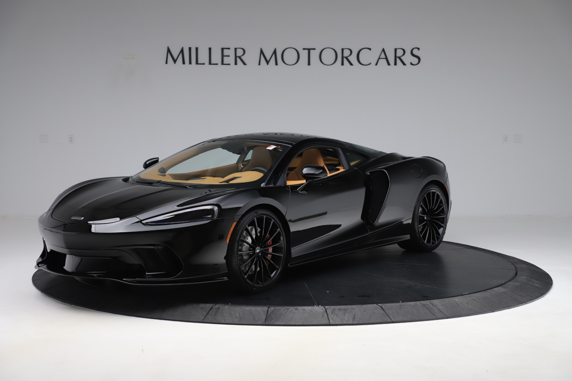 New 2020 McLaren GT Luxe for sale $245,975 at Rolls-Royce Motor Cars Greenwich in Greenwich CT 06830 1