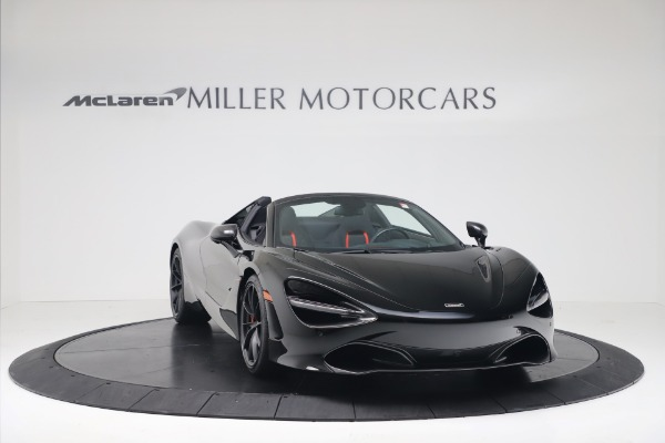 New 2020 McLaren 720S Spider Convertible for sale Sold at Rolls-Royce Motor Cars Greenwich in Greenwich CT 06830 10