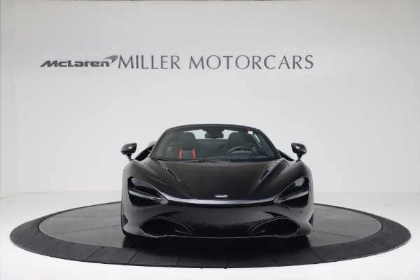 Used 2020 McLaren 720S Spider for sale $349,900 at Rolls-Royce Motor Cars Greenwich in Greenwich CT 06830 11