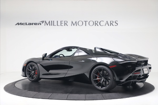 Used 2020 McLaren 720S Spider for sale $349,900 at Rolls-Royce Motor Cars Greenwich in Greenwich CT 06830 3