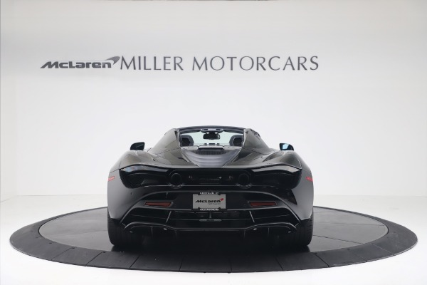 Used 2020 McLaren 720S Spider for sale $349,900 at Rolls-Royce Motor Cars Greenwich in Greenwich CT 06830 5