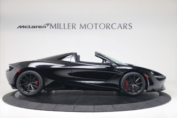 Used 2020 McLaren 720S Spider for sale $349,900 at Rolls-Royce Motor Cars Greenwich in Greenwich CT 06830 8