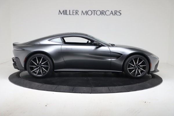 New 2020 Aston Martin Vantage Coupe for sale $166,366 at Rolls-Royce Motor Cars Greenwich in Greenwich CT 06830 10