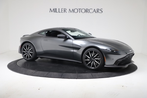New 2020 Aston Martin Vantage Coupe for sale $166,366 at Rolls-Royce Motor Cars Greenwich in Greenwich CT 06830 11