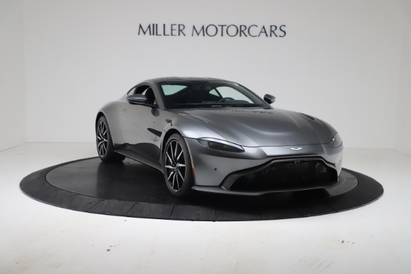 New 2020 Aston Martin Vantage Coupe for sale $166,366 at Rolls-Royce Motor Cars Greenwich in Greenwich CT 06830 12