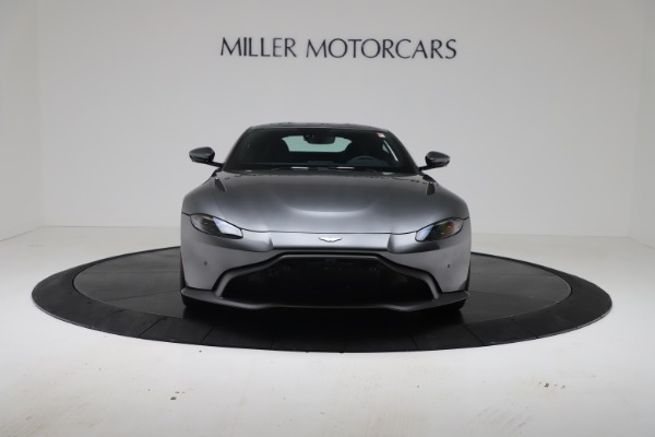 New 2020 Aston Martin Vantage Coupe for sale $166,366 at Rolls-Royce Motor Cars Greenwich in Greenwich CT 06830 2