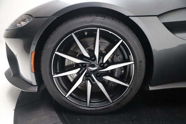 New 2020 Aston Martin Vantage Coupe for sale $166,366 at Rolls-Royce Motor Cars Greenwich in Greenwich CT 06830 21