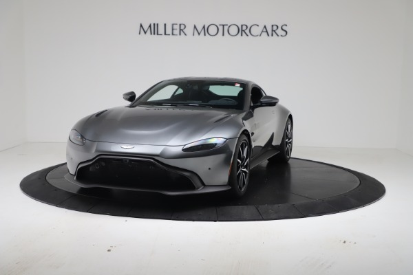 New 2020 Aston Martin Vantage Coupe for sale $166,366 at Rolls-Royce Motor Cars Greenwich in Greenwich CT 06830 3