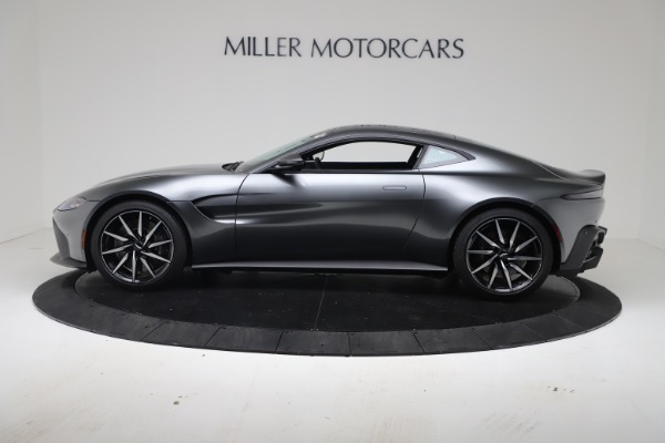 New 2020 Aston Martin Vantage Coupe for sale $166,366 at Rolls-Royce Motor Cars Greenwich in Greenwich CT 06830 4