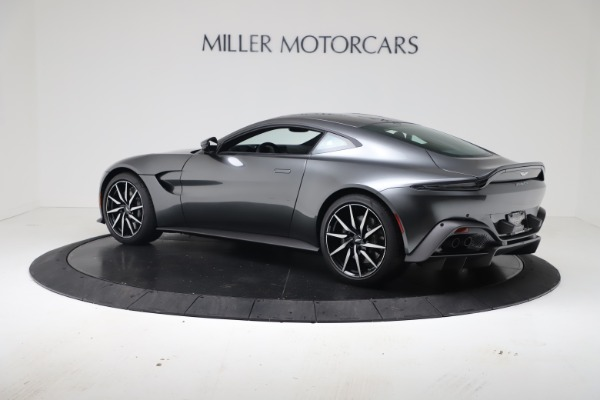 New 2020 Aston Martin Vantage Coupe for sale $166,366 at Rolls-Royce Motor Cars Greenwich in Greenwich CT 06830 5