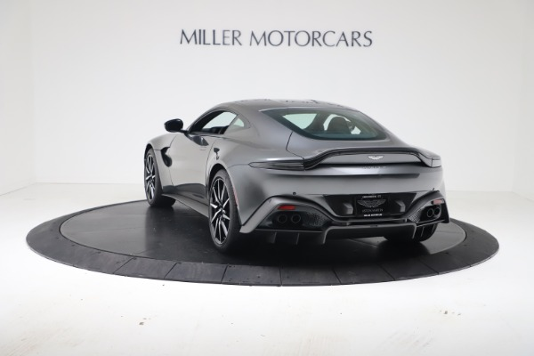 New 2020 Aston Martin Vantage Coupe for sale $166,366 at Rolls-Royce Motor Cars Greenwich in Greenwich CT 06830 6