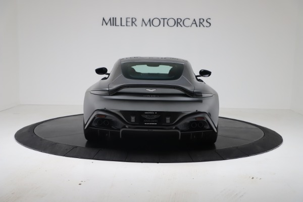 New 2020 Aston Martin Vantage Coupe for sale $166,366 at Rolls-Royce Motor Cars Greenwich in Greenwich CT 06830 7