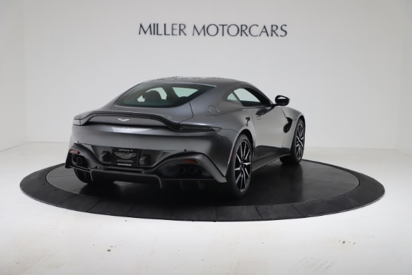 New 2020 Aston Martin Vantage Coupe for sale $166,366 at Rolls-Royce Motor Cars Greenwich in Greenwich CT 06830 8
