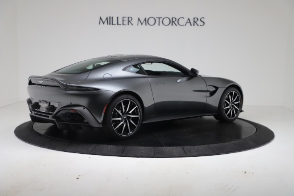 New 2020 Aston Martin Vantage Coupe for sale $166,366 at Rolls-Royce Motor Cars Greenwich in Greenwich CT 06830 9