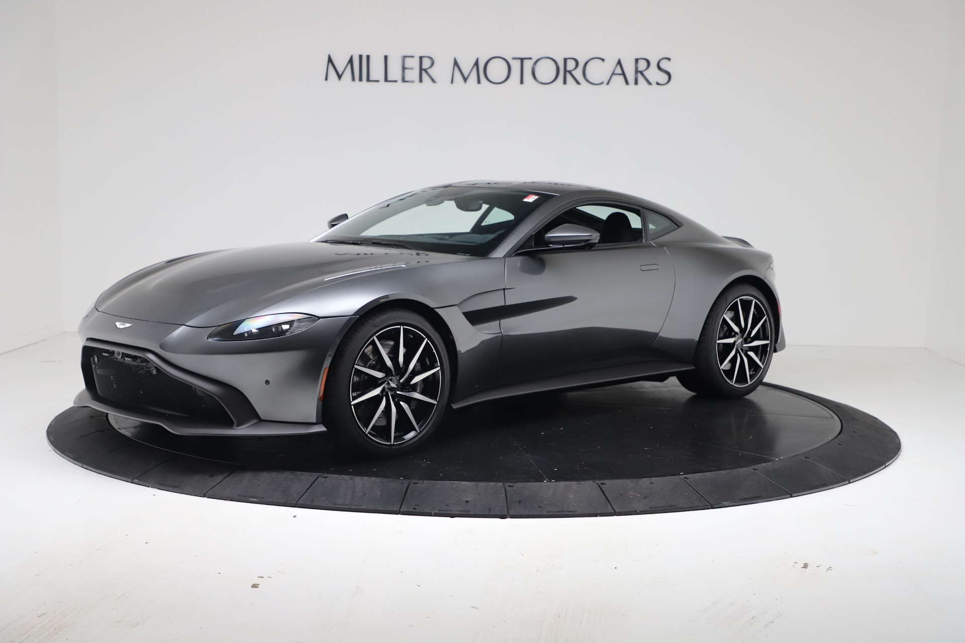 New 2020 Aston Martin Vantage Coupe for sale $166,366 at Rolls-Royce Motor Cars Greenwich in Greenwich CT 06830 1