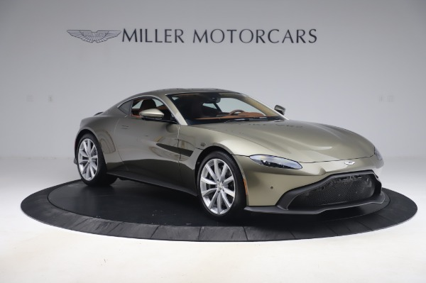 New 2020 Aston Martin Vantage Coupe for sale $180,450 at Rolls-Royce Motor Cars Greenwich in Greenwich CT 06830 10