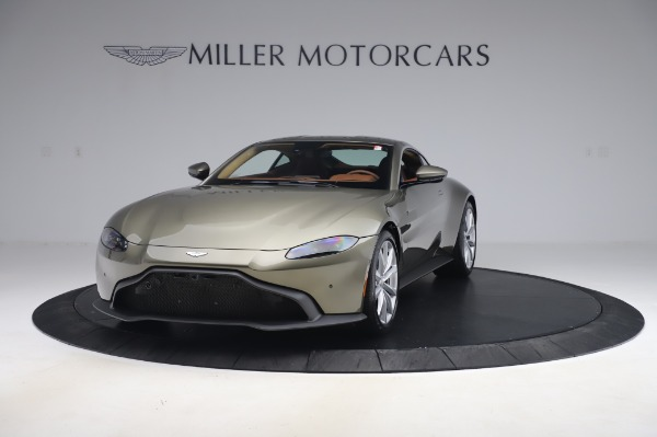 New 2020 Aston Martin Vantage Coupe for sale $180,450 at Rolls-Royce Motor Cars Greenwich in Greenwich CT 06830 12