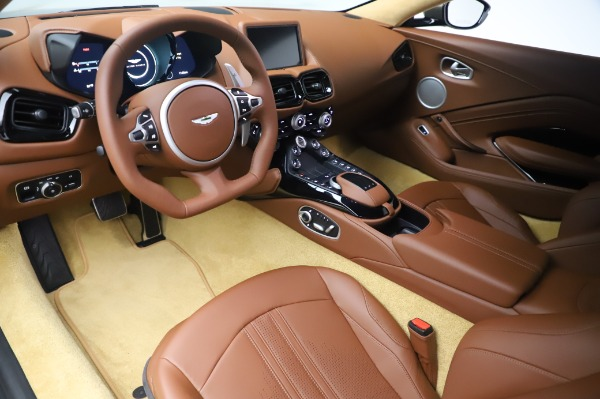 New 2020 Aston Martin Vantage Coupe for sale $180,450 at Rolls-Royce Motor Cars Greenwich in Greenwich CT 06830 13