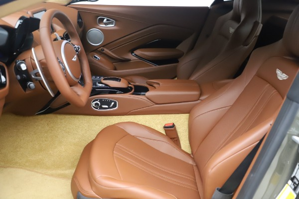 New 2020 Aston Martin Vantage Coupe for sale $180,450 at Rolls-Royce Motor Cars Greenwich in Greenwich CT 06830 14