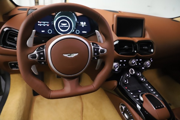 New 2020 Aston Martin Vantage Coupe for sale $180,450 at Rolls-Royce Motor Cars Greenwich in Greenwich CT 06830 17
