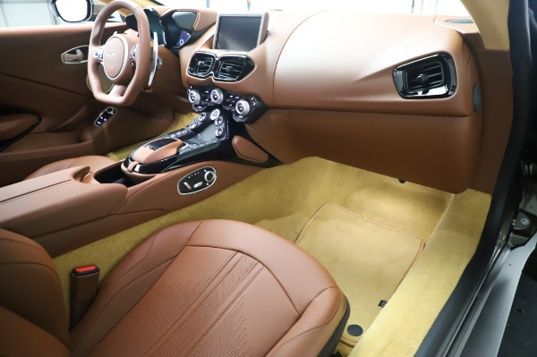 New 2020 Aston Martin Vantage Coupe for sale $180,450 at Rolls-Royce Motor Cars Greenwich in Greenwich CT 06830 18